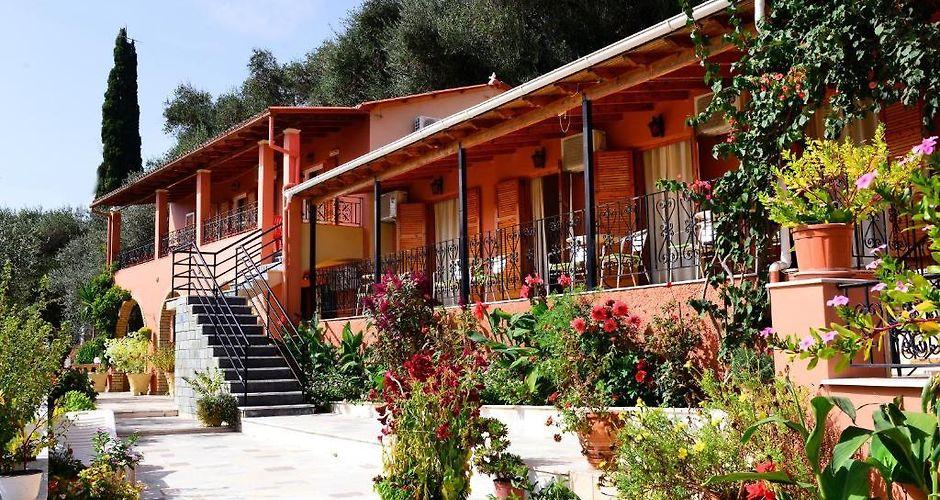 Marilena Studios Aparthotel Corfu Island